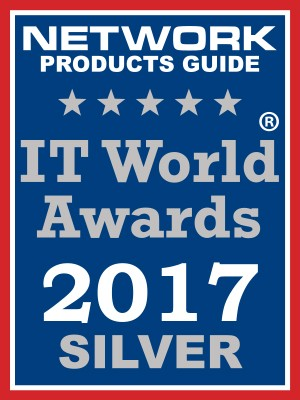 2017 IT World Awards – New Products and Services