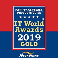 """2019 – IT World Awards """"Best Asset Management Software"""""""